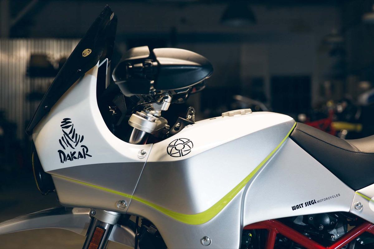 Ducati Adventure by Walt Siegl