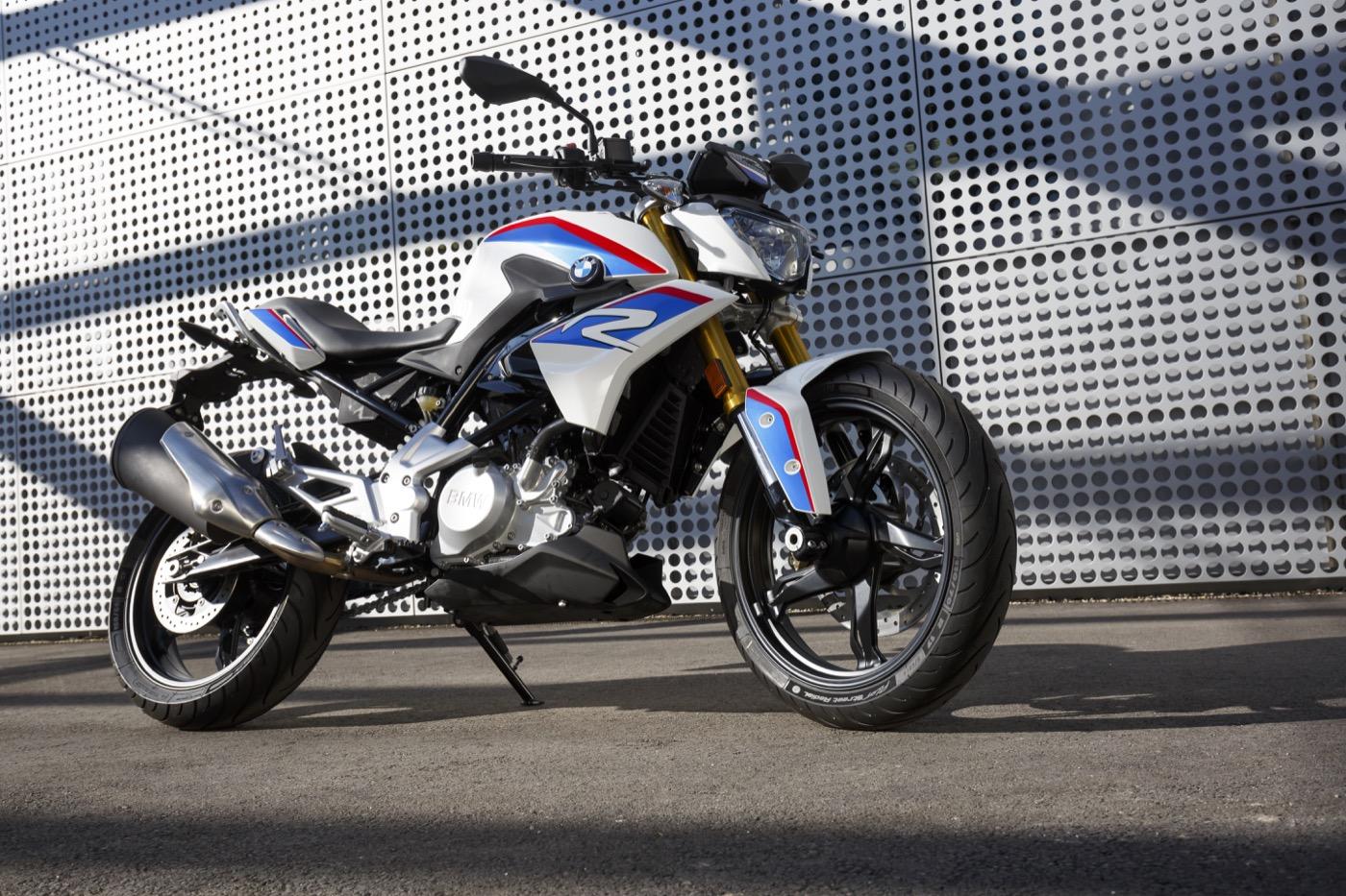 BMW G 310 R Prueba