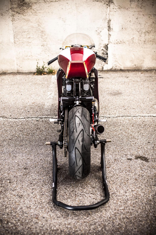 Galería Triumph Rocket 3 por Pepo Rosell