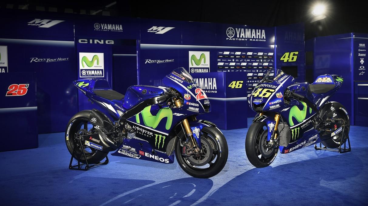 La Yamaha YZR-M1 2017, al detalle