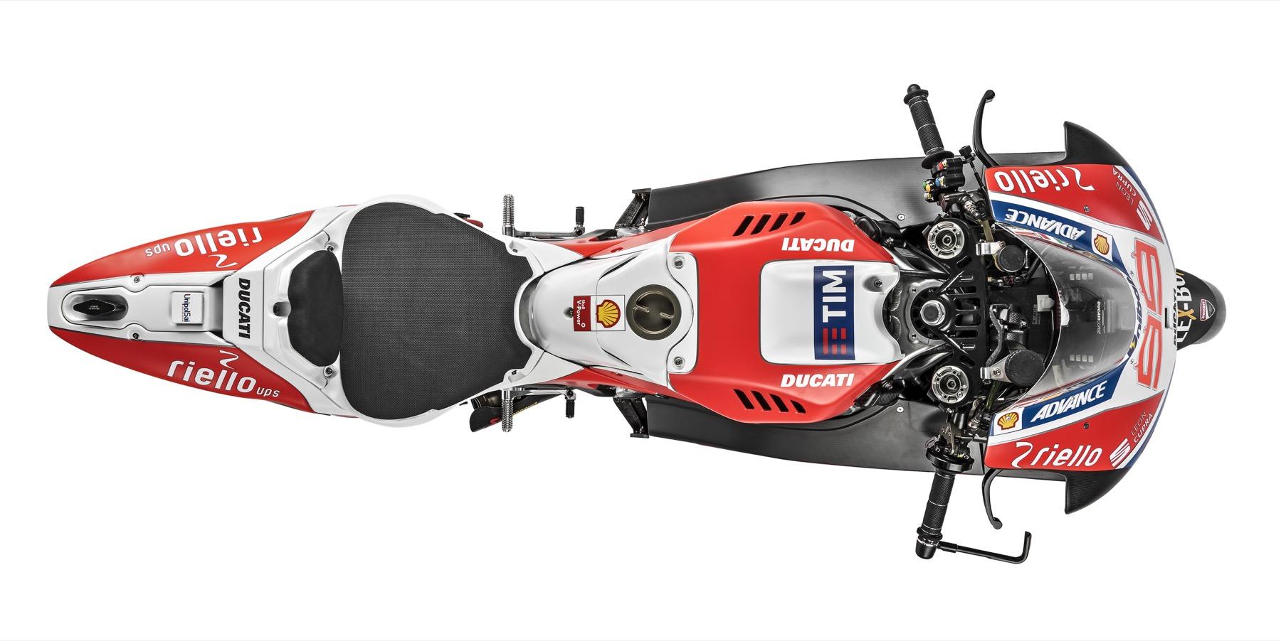 Ducati MotoGP 2017, Jorge Lorenzo y Andrea Dovizioso