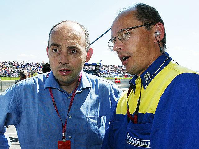 Muere el presidente de Michelin