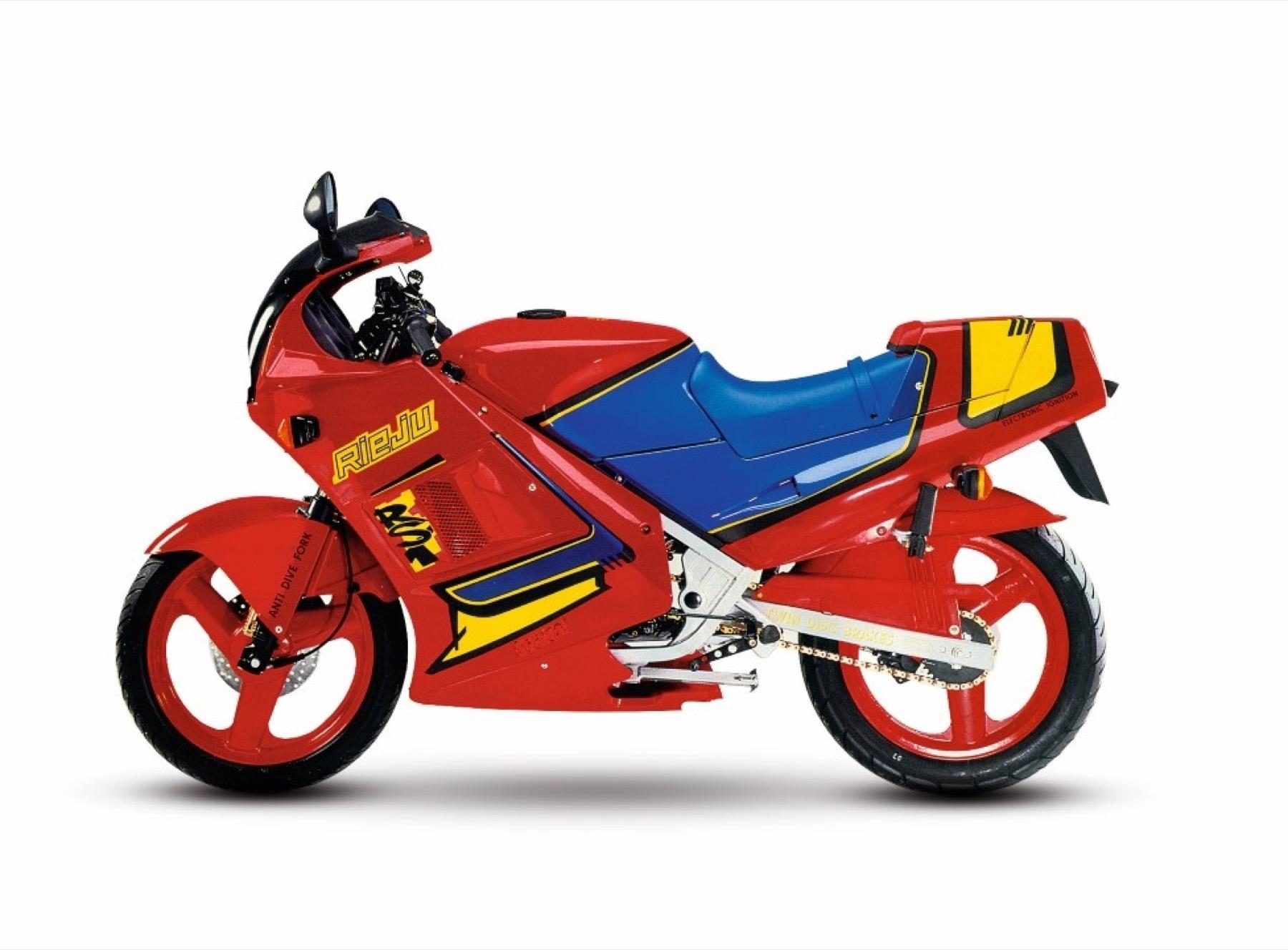 Las diez mejores motos de la EGB (parte II)