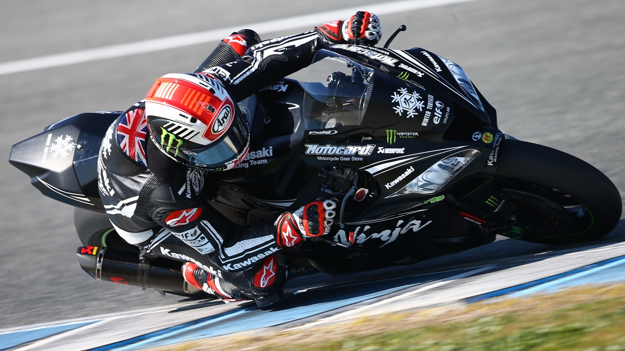 Test WSBK 2017 Jerez