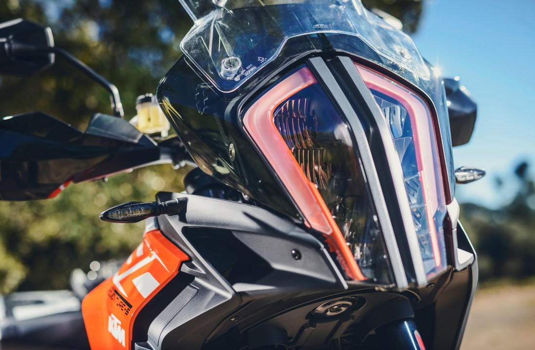 KTM 1290 Super Adventure S, fotos