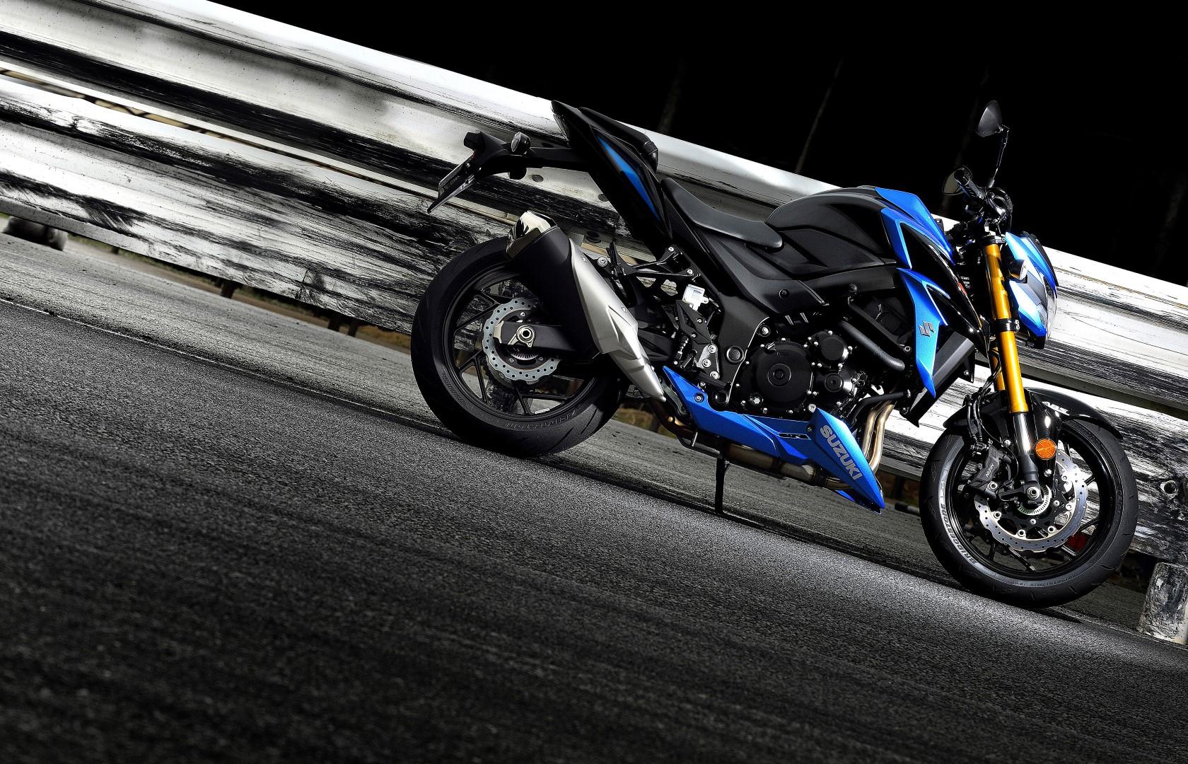 Suzuki GSX-S750, fotos