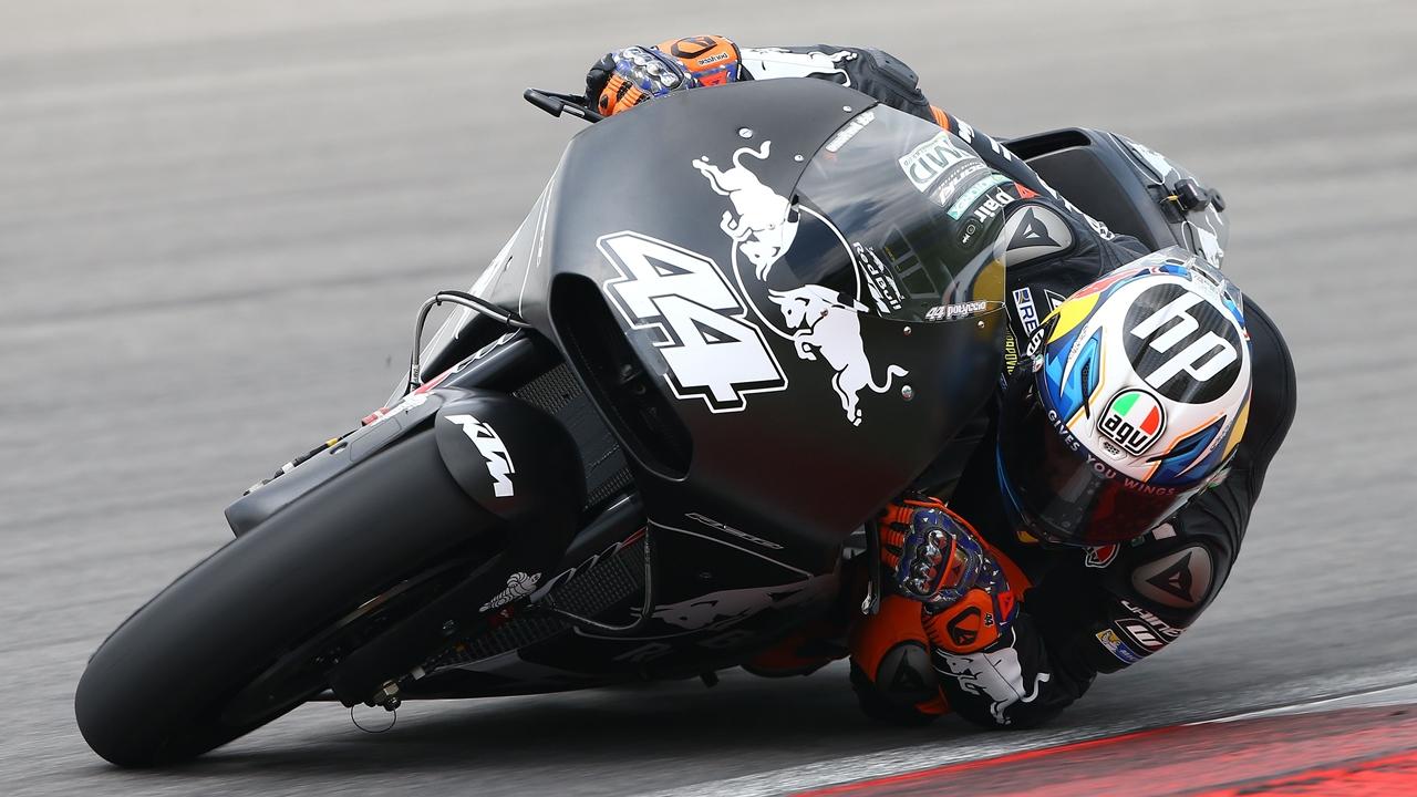MotoGP 2017 - test Sepang