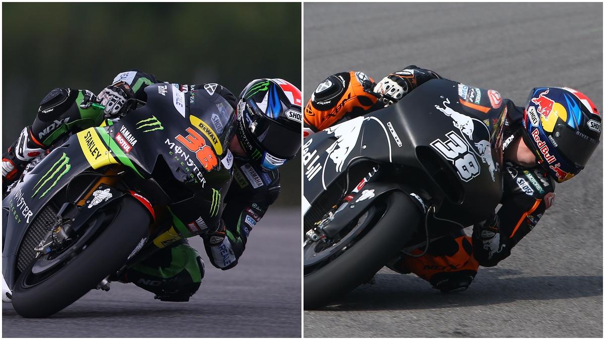 Comparativa MotoGP 2016-2017