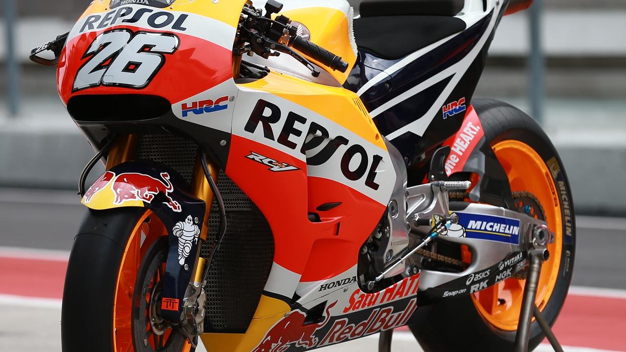 MotoGP 2017 - las motos al detalle