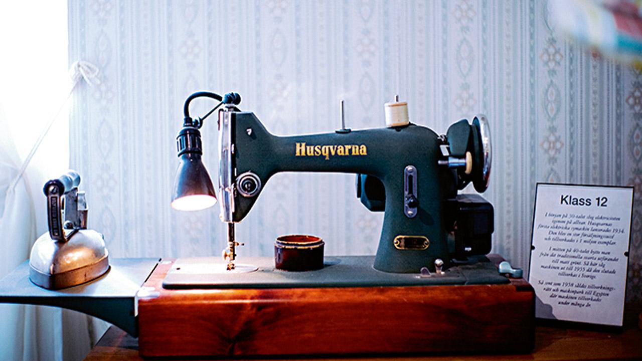 Visita Museo Husqvarna