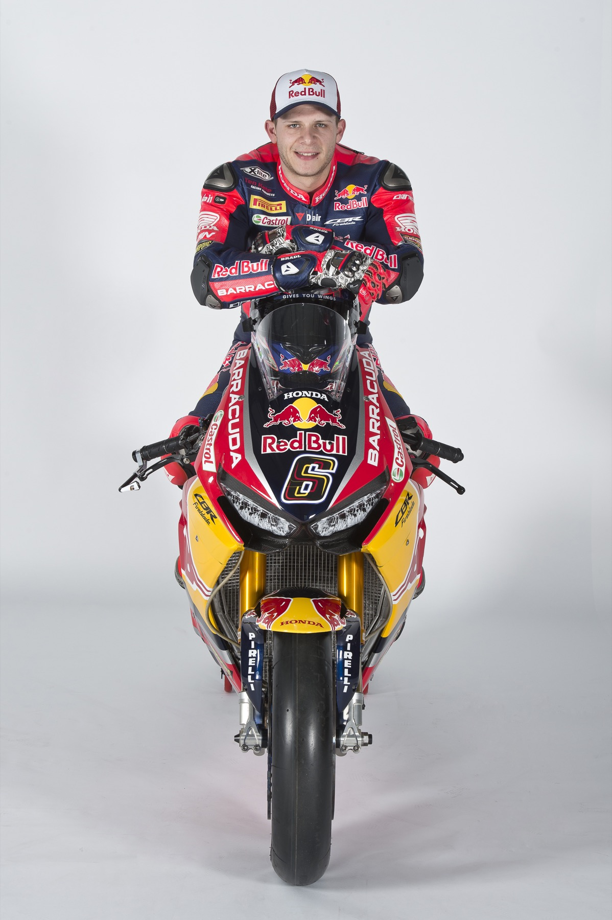 Red Bull Honda CBR 1000 RR SP2
