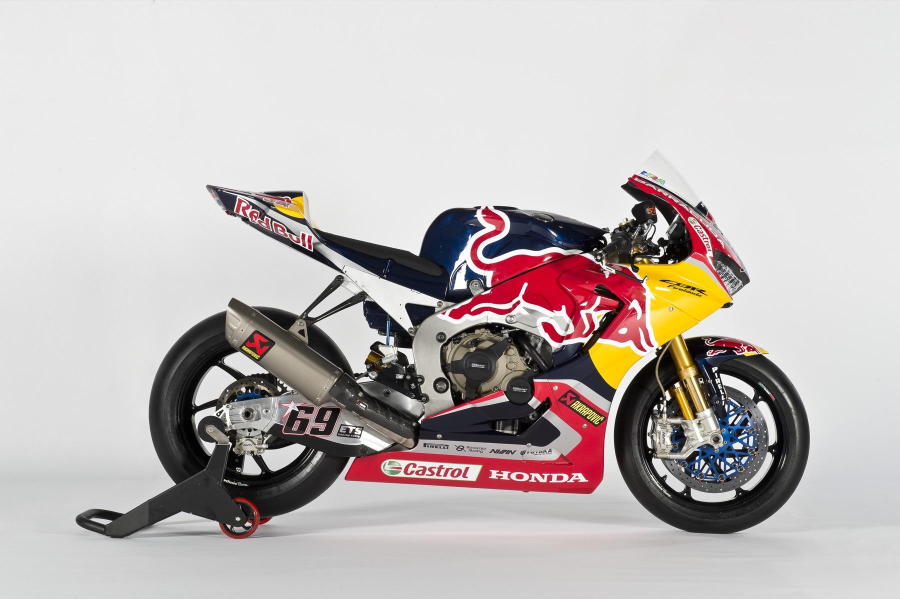 Red Bull Honda CBR 1000 RR SP2