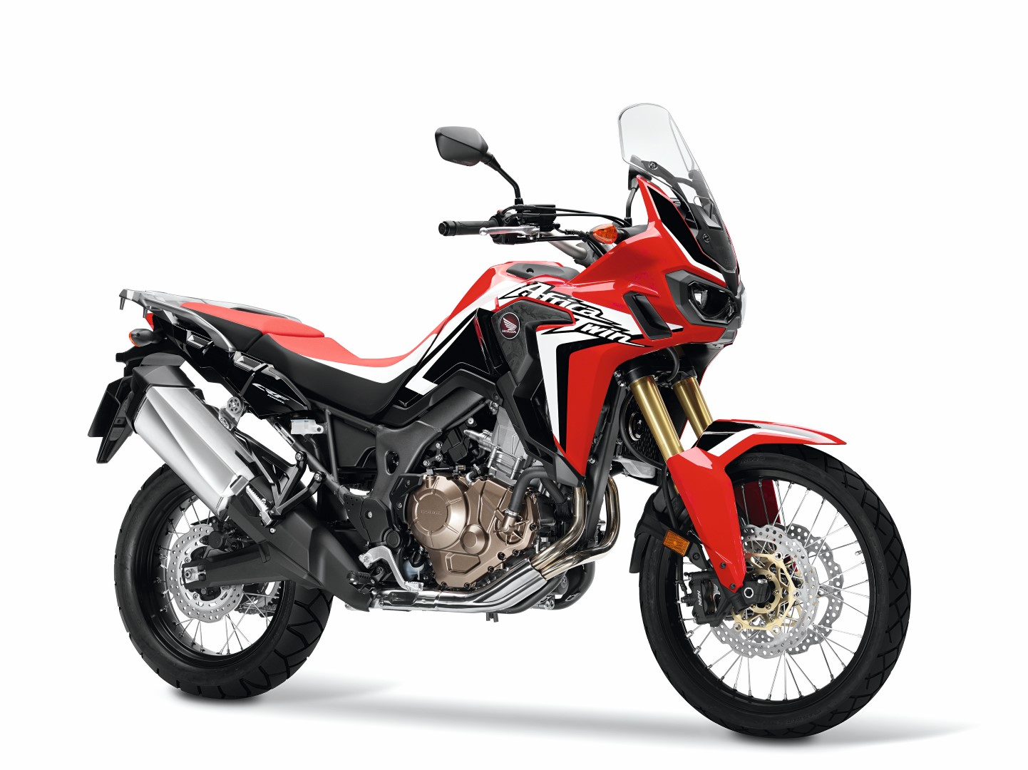 Honda CRF1000L Africa Twin, fotos