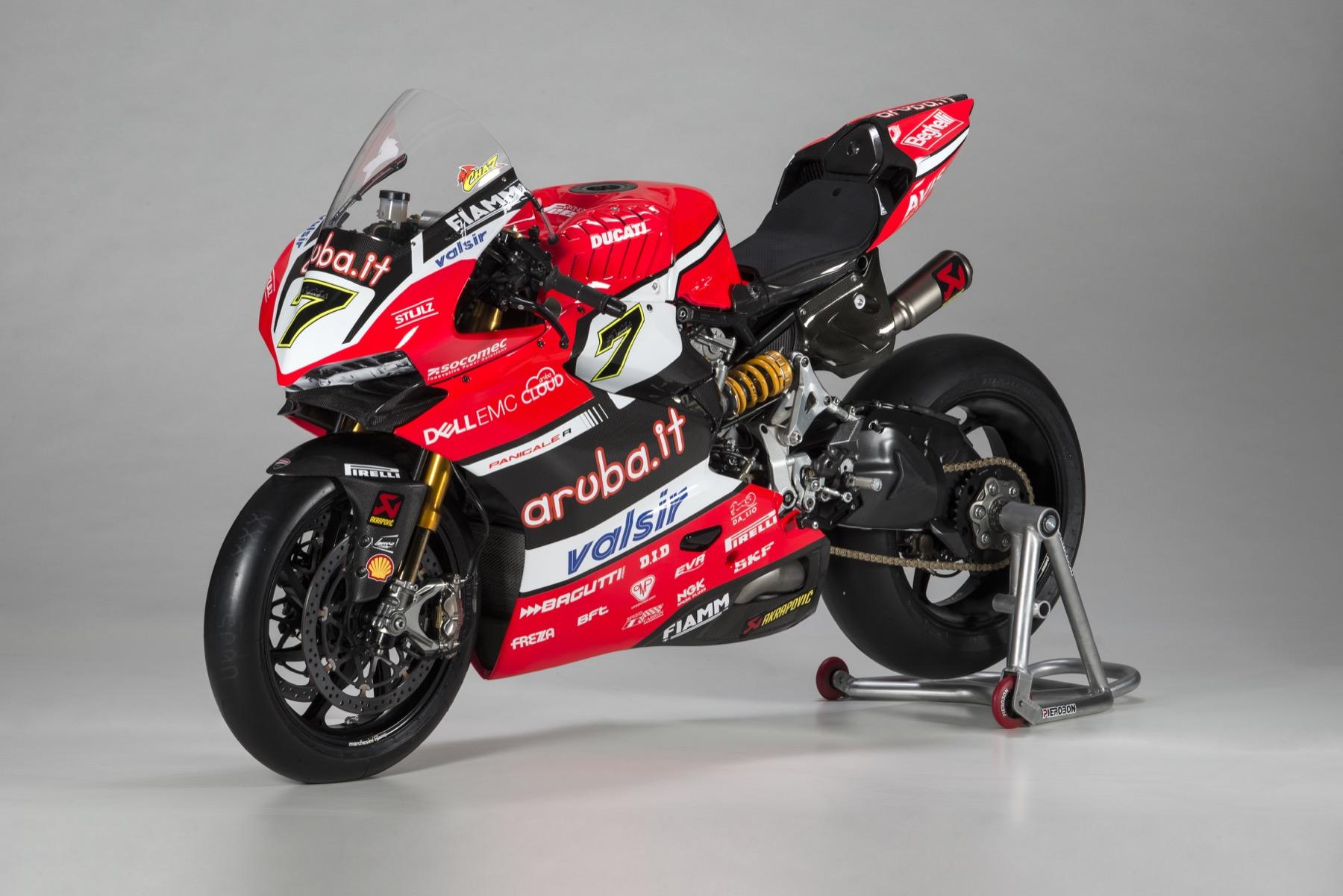 Aruba Ducati Panigale R 2017
