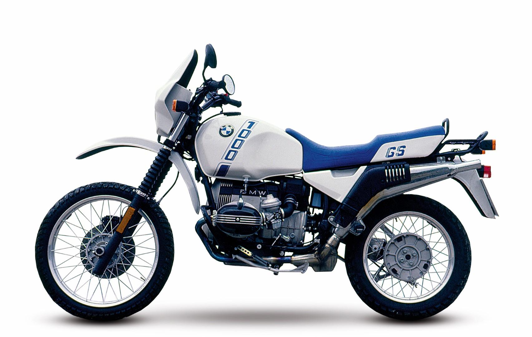 Top10 de las motos trail bicilíndricas de los 80