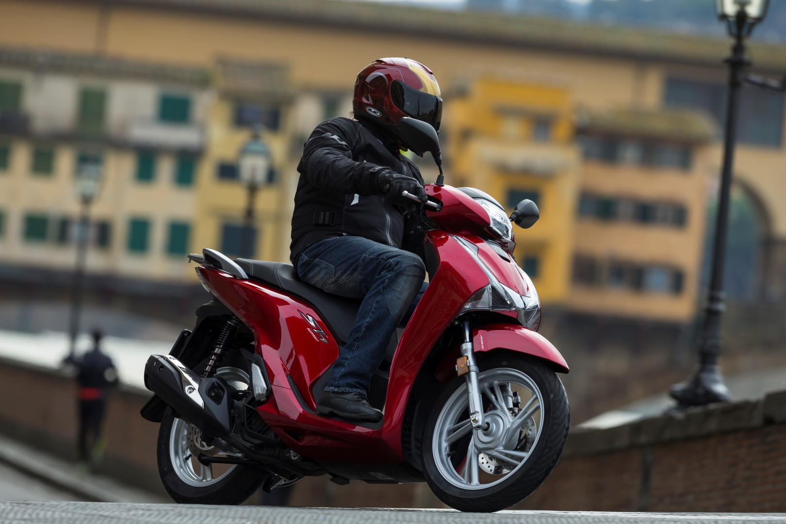 Honda SH125i, fotos