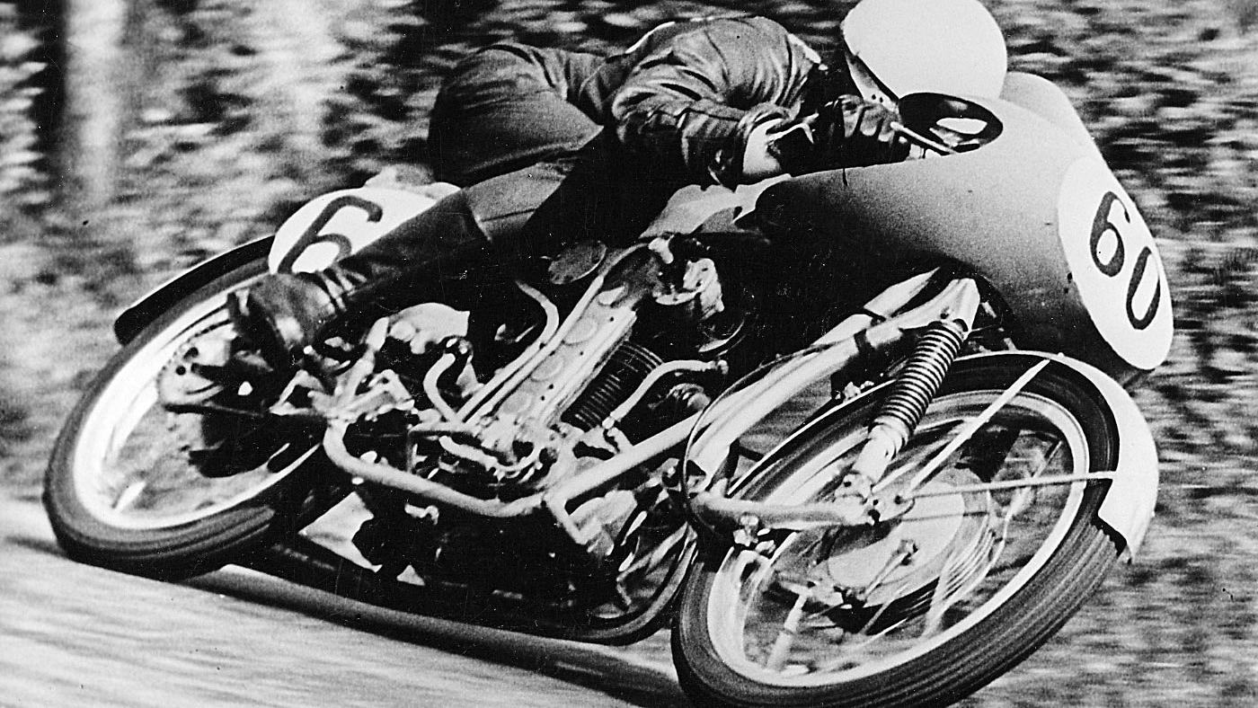 Las otras leyendas de MotoGP