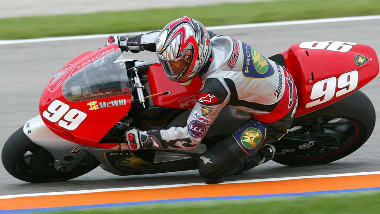 Las MotoGP olvidadas