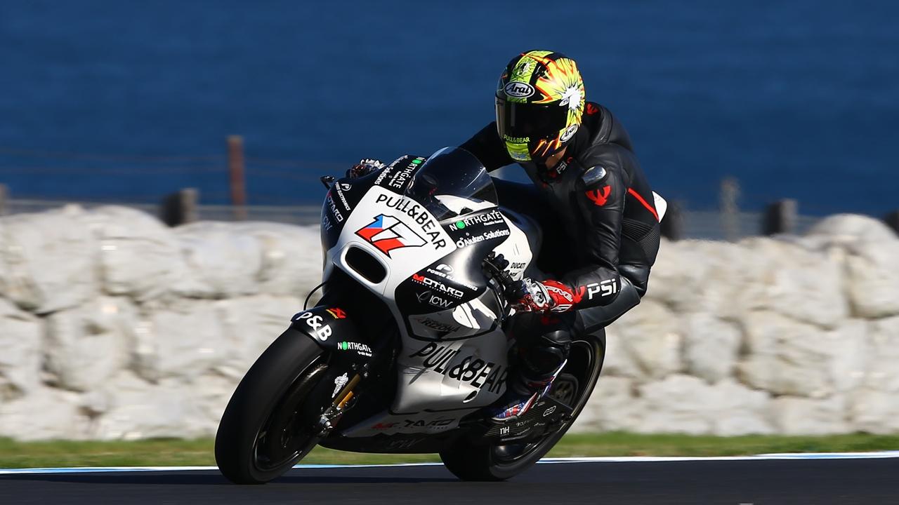 Test Australia MotoGP 2017