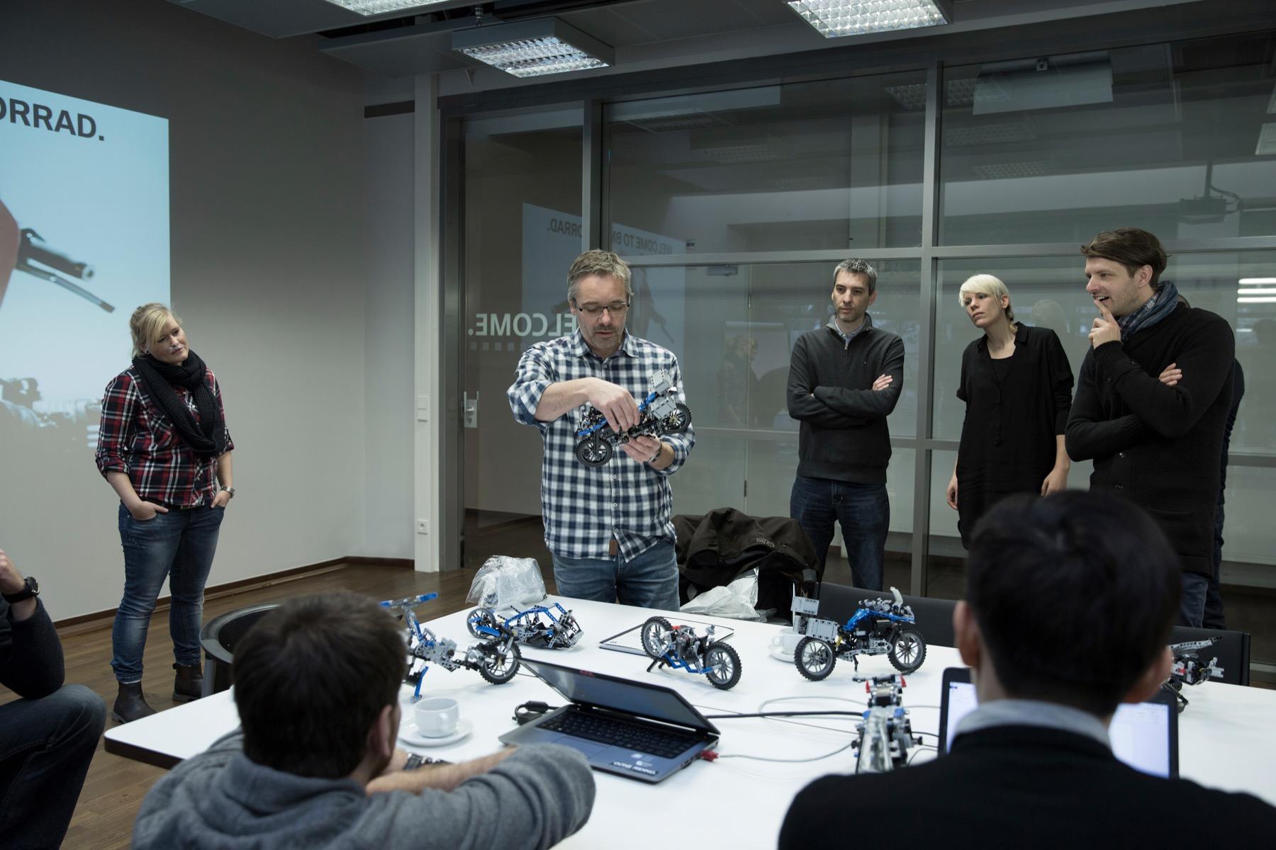 BMW-LEGO Hover bike