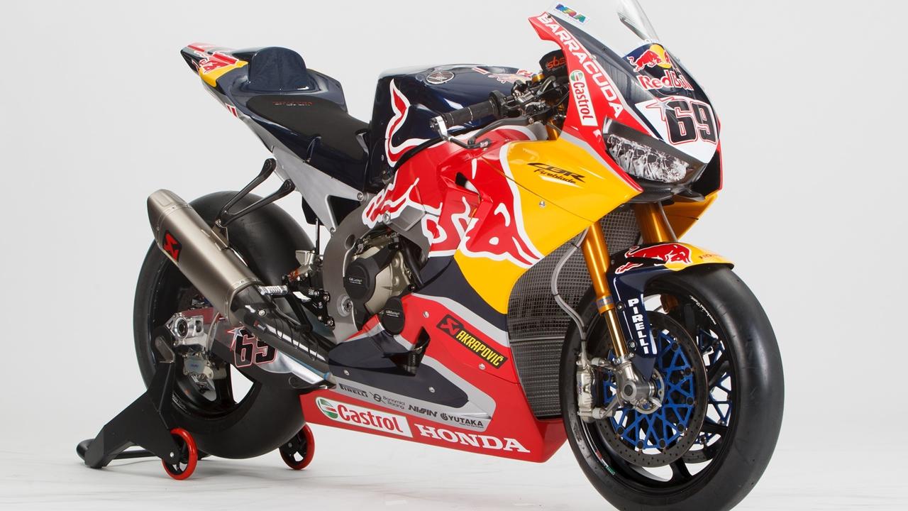Todas las motos del Mundial de Superbike 2017