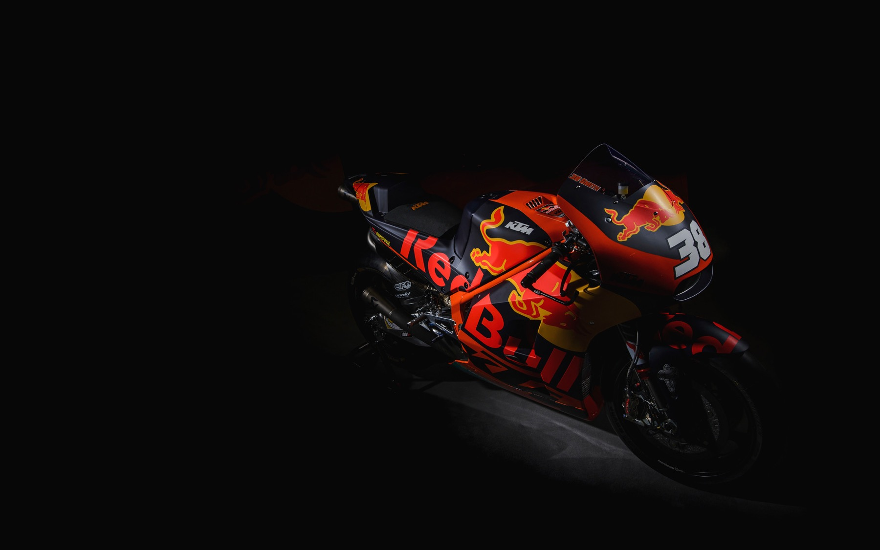 KTM RC16 2017, fotos de la MotoGP austriaca