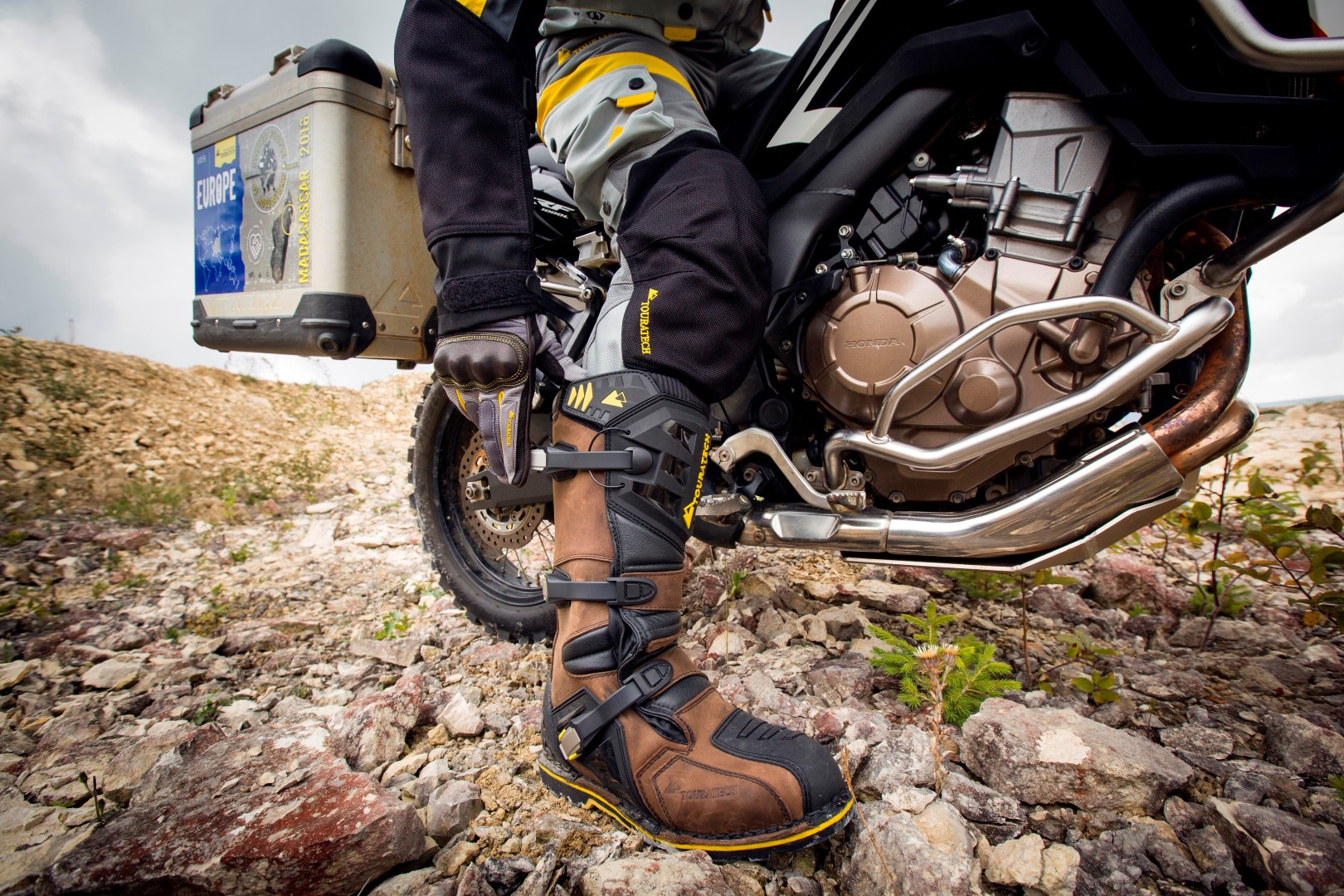 Botas Touratech Destino Adventure, fotos