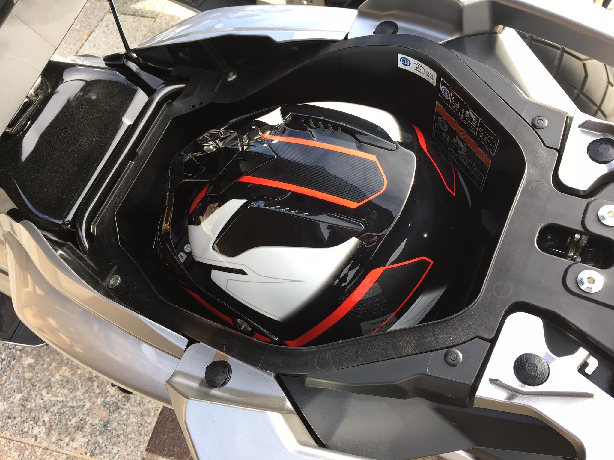 Honda X-ADV Primeras impresiones