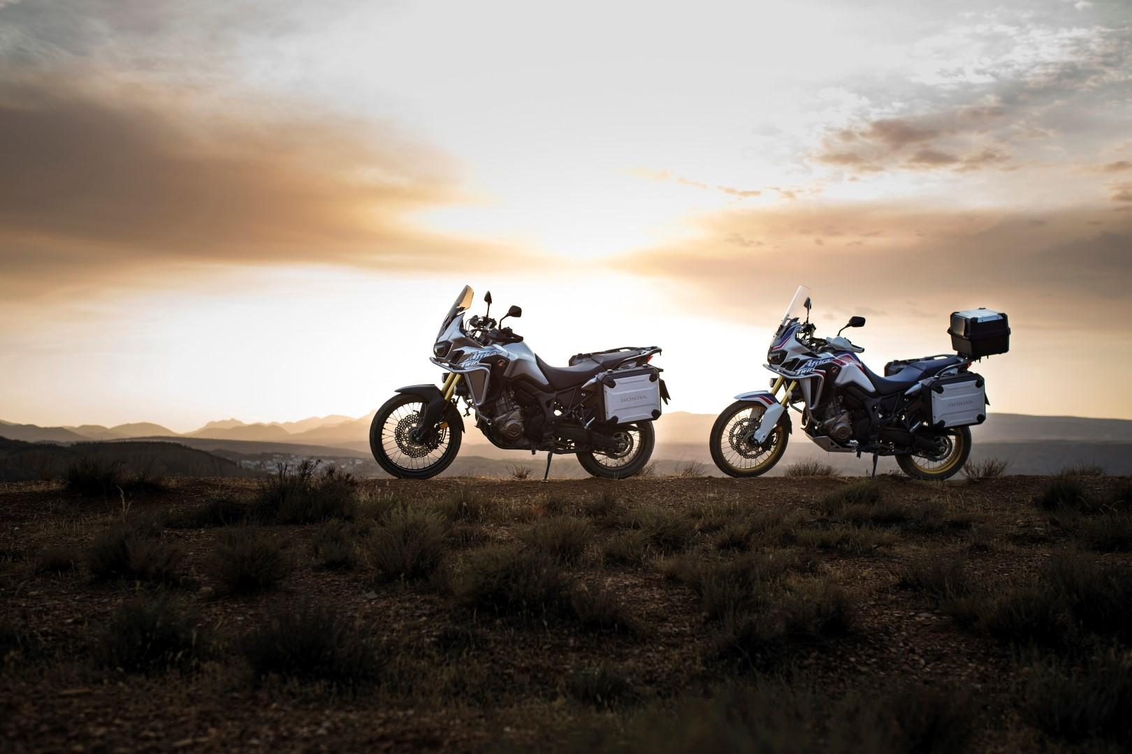 Honda Africa Twin Morocco Epic Tour, fotos