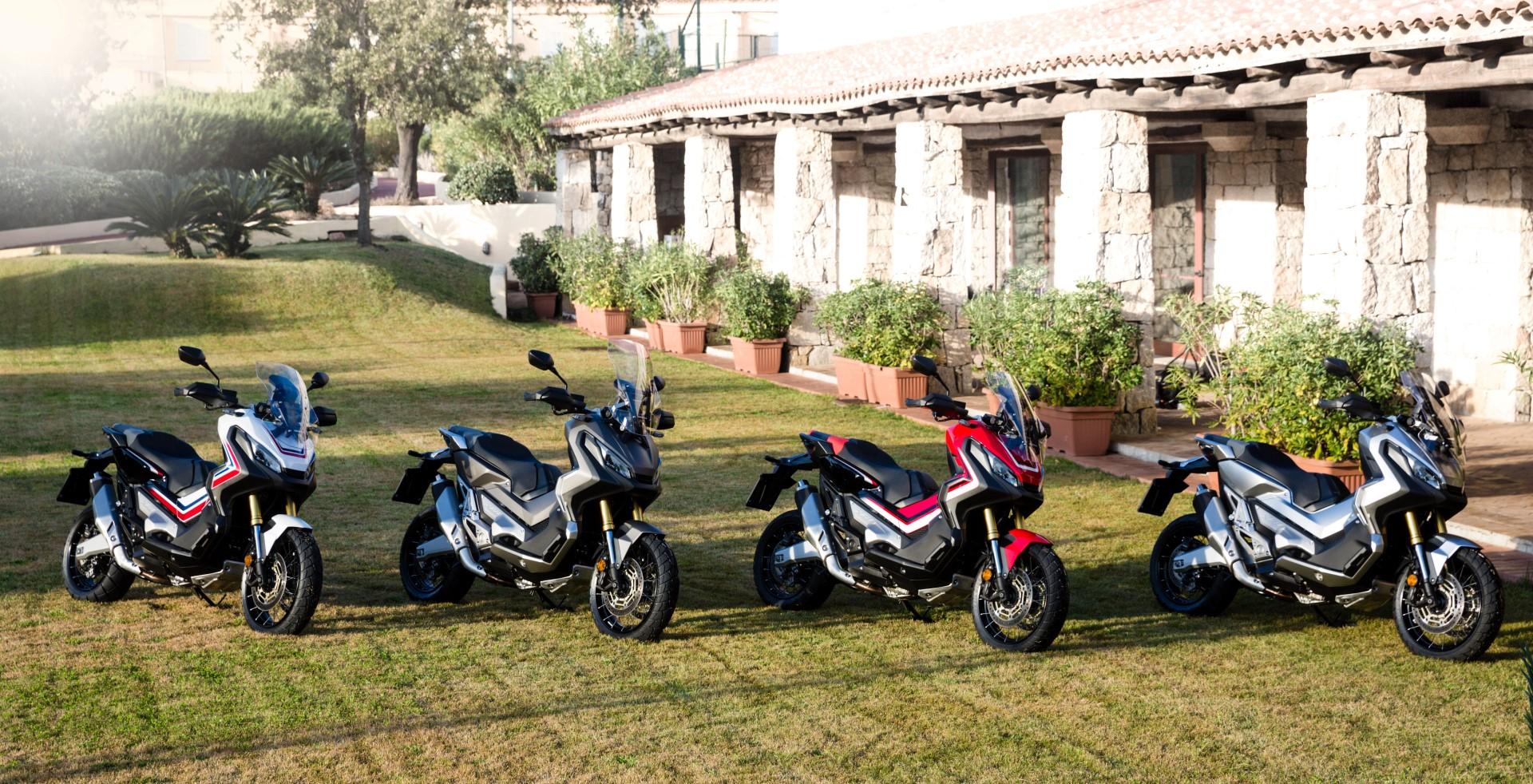 Fotos Honda X-ADV 2107
