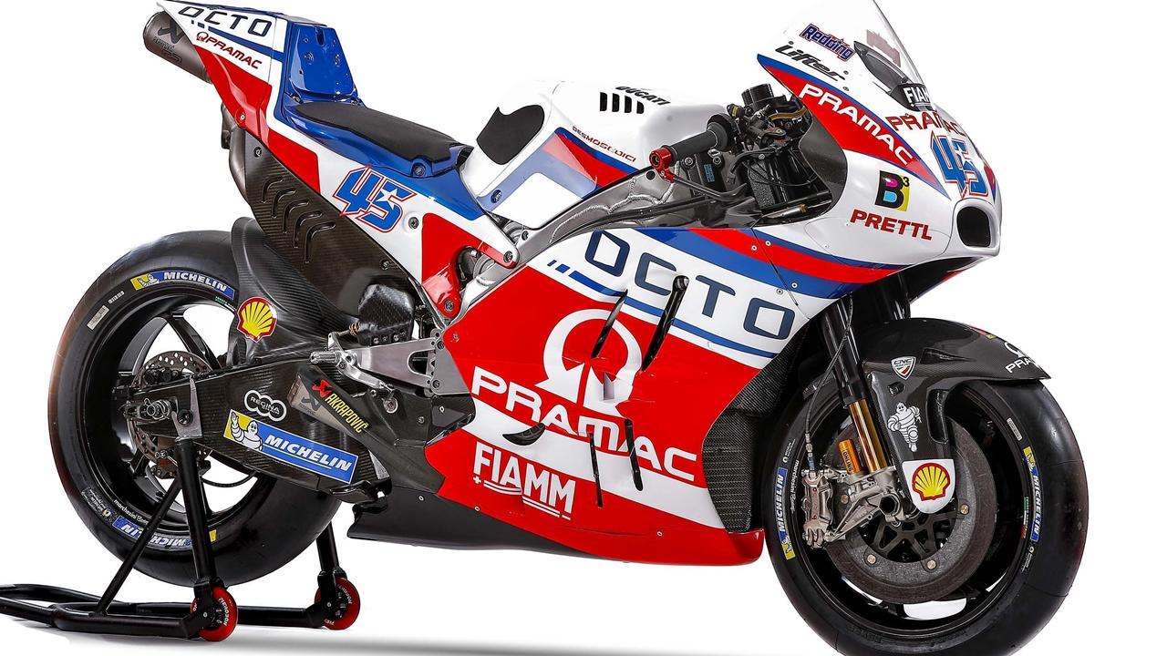 Pramac Racing Ducati MotoGP 2017