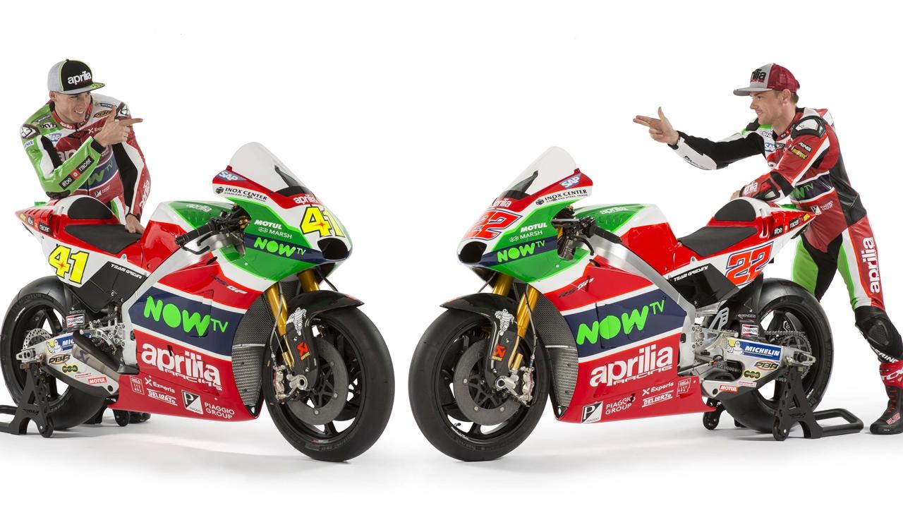 Aprilia RS-GP MotoGP 2017