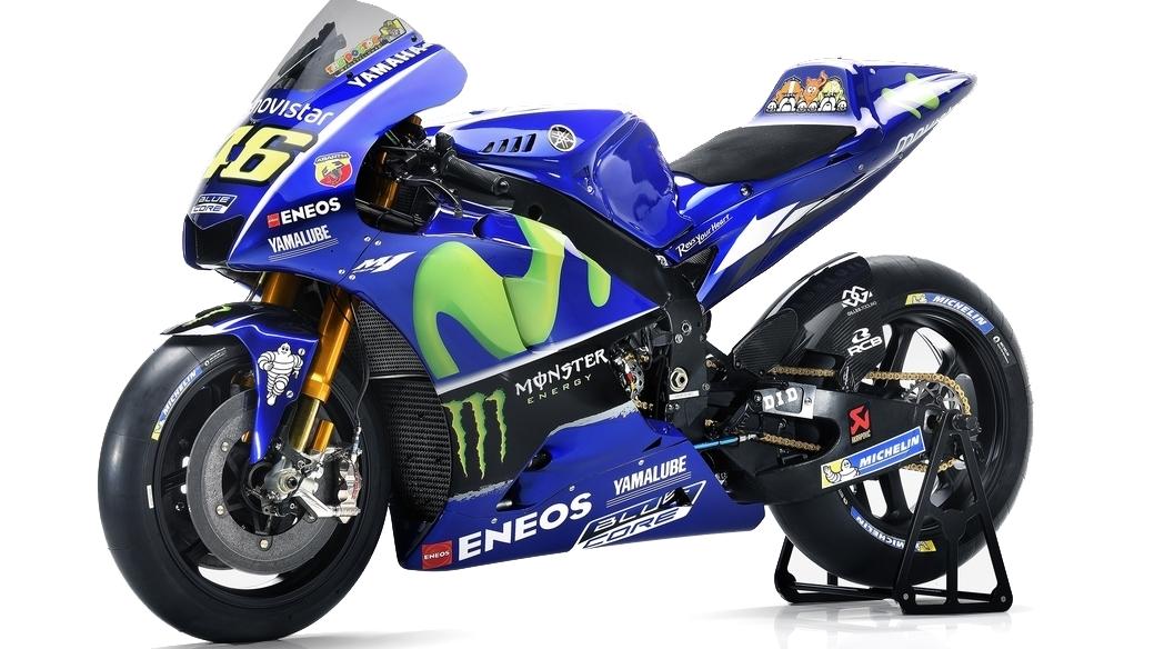 Las motos de MotoGP 2017, en fotos