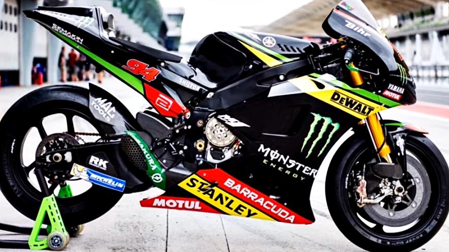 Monster Yamaha Tech 3 2017