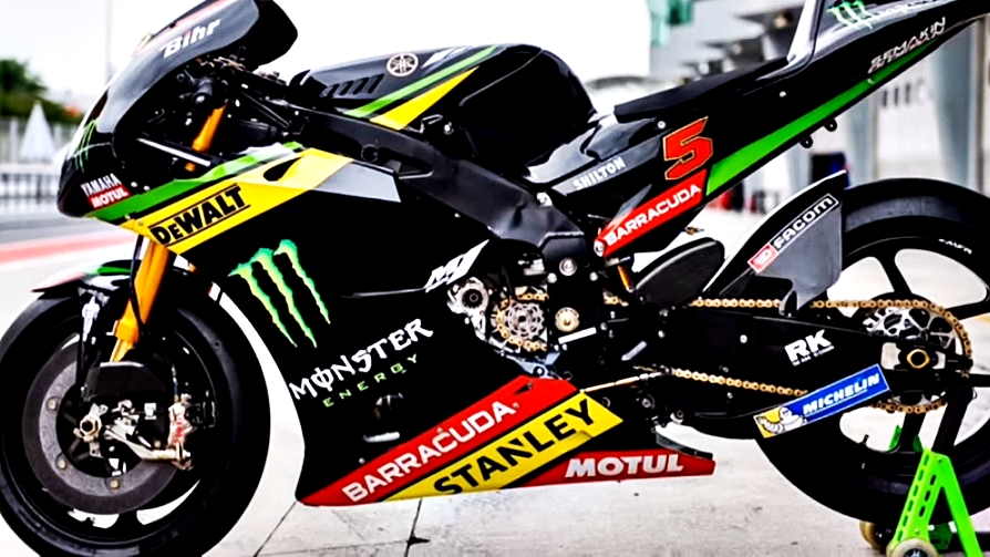Monster Yamaha Tech 3 2017