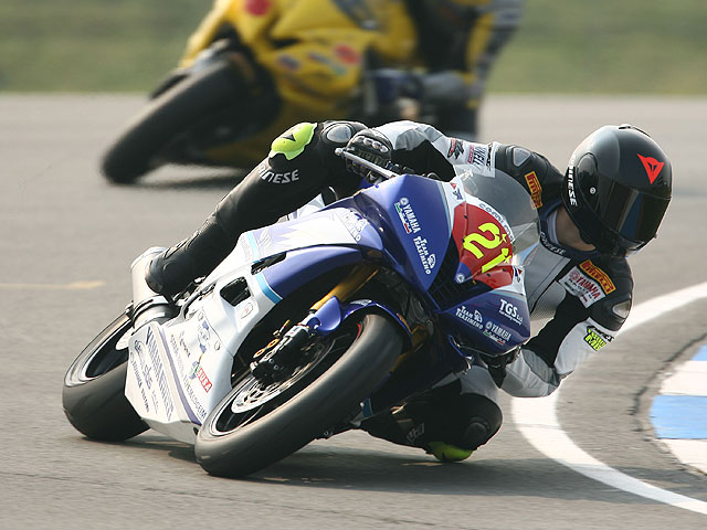 Aitchison y Berger ganan en Superstock