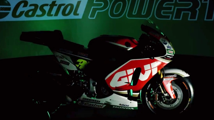 LCR Honda MotoGP 2017