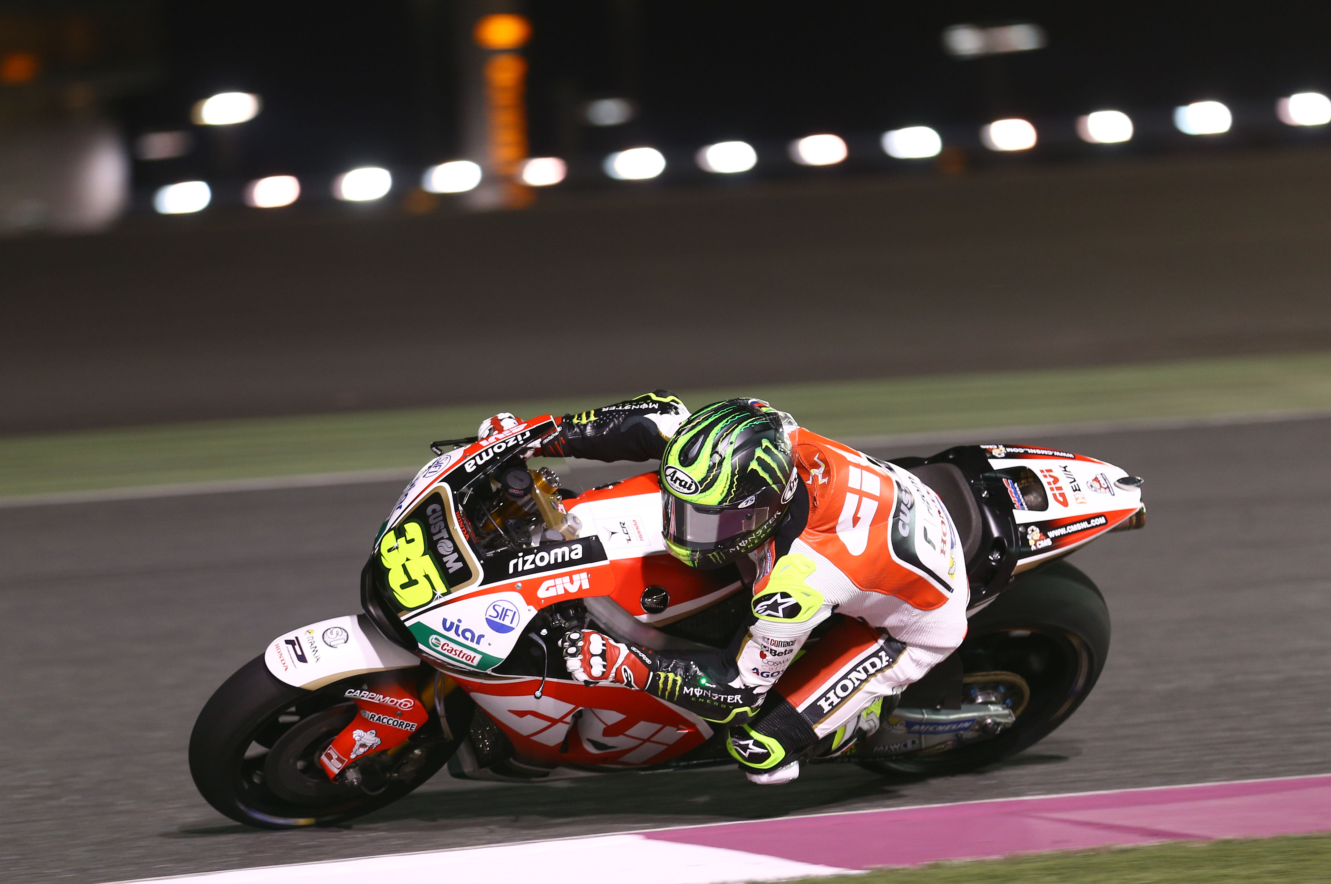 MotoGP Qatar Test 2017, Primer día