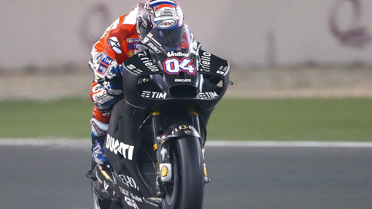 El estrambótico carenado de Ducati