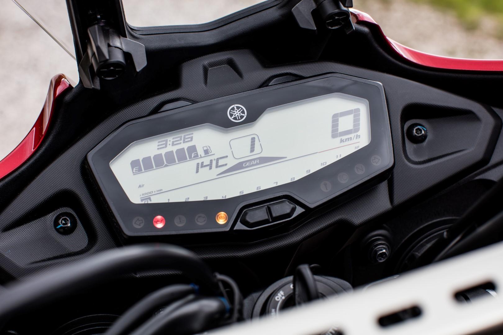 Yamaha Tracer 700 y 900