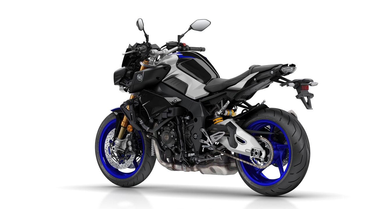 Yamaha MT-10 Tourer y SP