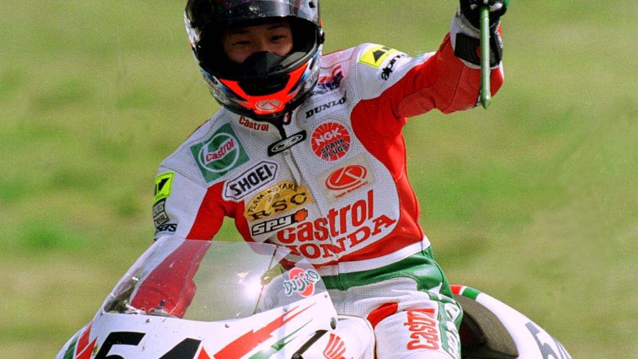 Daijiro Kato, en imágenes