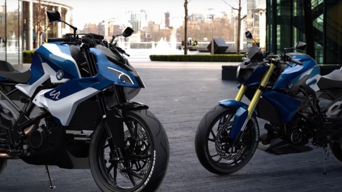 Propuestas para la BMW G 310 R
