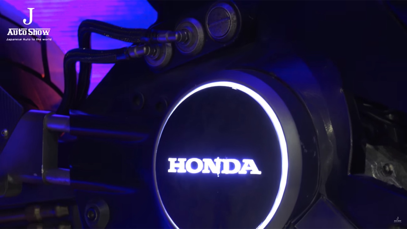 Honda Vultus Ghost in the Shell