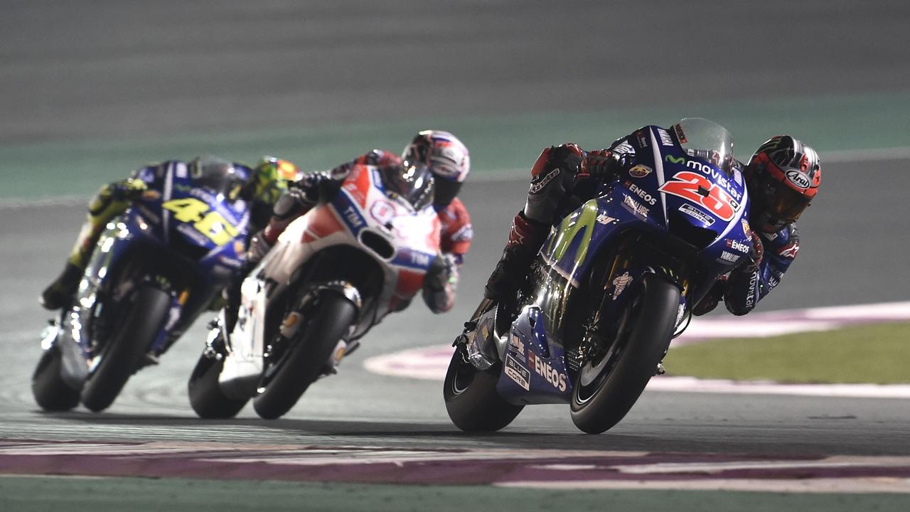 Las 10 mejores fotos del GP de Qatar 2017