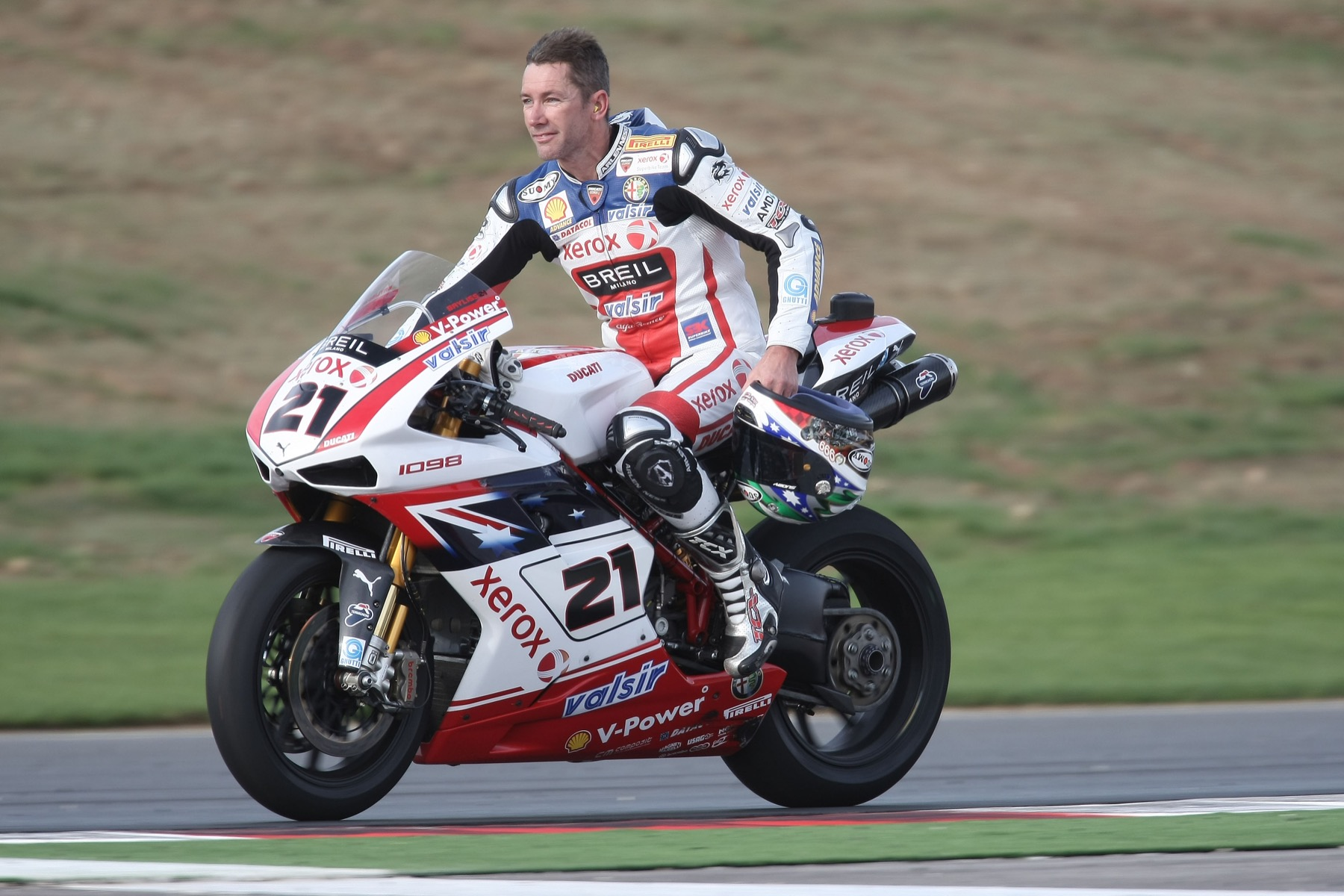 Troy Bayliss, su carrera en fotos