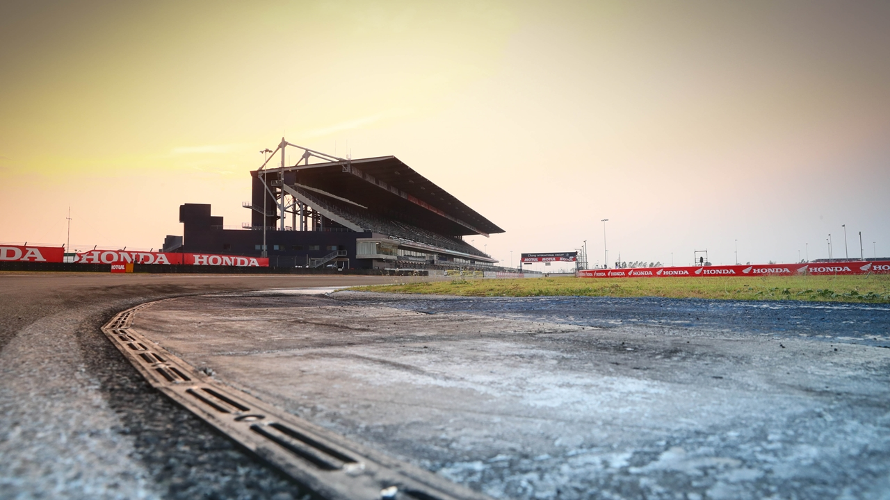 Chang International Circuit, en Buriram (Tailandia)