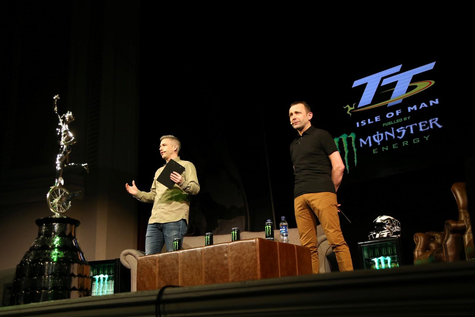 Presentacion Tourist Trophy 2017