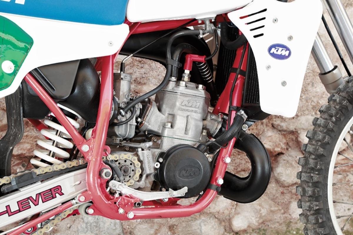 KTM 250 MX 1984