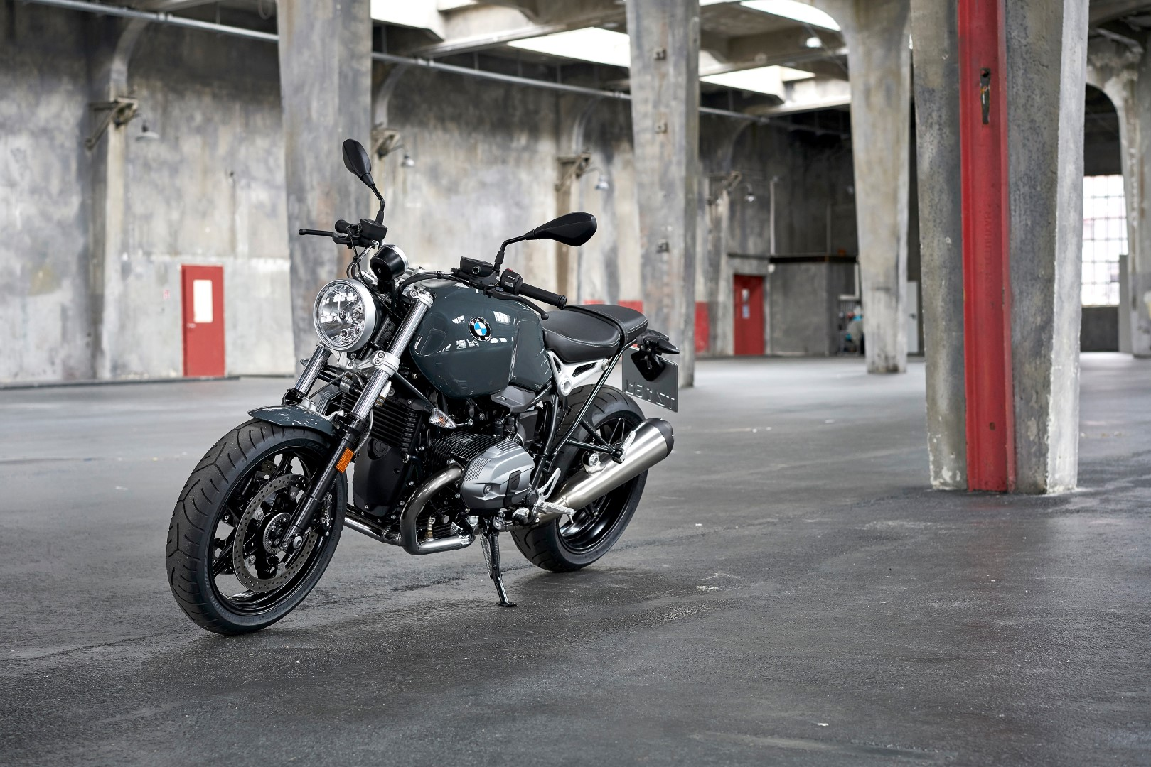BMW R nineT Pure 2017. Fotos